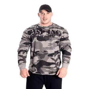 Sjekke Thermal Gym Sweater, tactical camo, GASP hos SportGymButikken.no