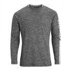 Aaron Long Sleeve Tee, black beauty melange, Björn Borg