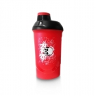 Shaker Rage 600 ml, red, Fairing
