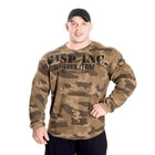 Thermal Gym Sweater, camo, GASP
