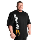Gasp Iron Tee, black, GASP