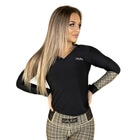 GLNCHCK III Long Sleeve, black/beige, Gavelo