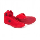 GW High Tops Shoe, red, Gorilla Wear