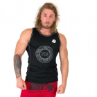 Kenwood Tank Top, black/silver, Gorilla Wear