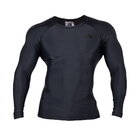 Hayden Compression Longsleeve, black/black, Gorilla Wear