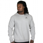 Durango Crewneck Sweatshirt, grey, Gorilla Wear