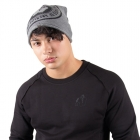 Oxford Beanie, grey, Gorilla Wear