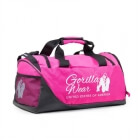 Santa Rosa Gym Bag, pink/black, Gorilla Wear