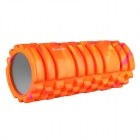 Foam Roller Lindero, orange, inSPORTline