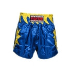 Thai Shorts, blue/yellow, Fighter