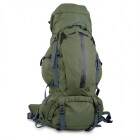 Trek 50 Hiking Backpack, green, True North