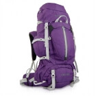 Trek 50 Hiking Backpack Lady, lilac, True North