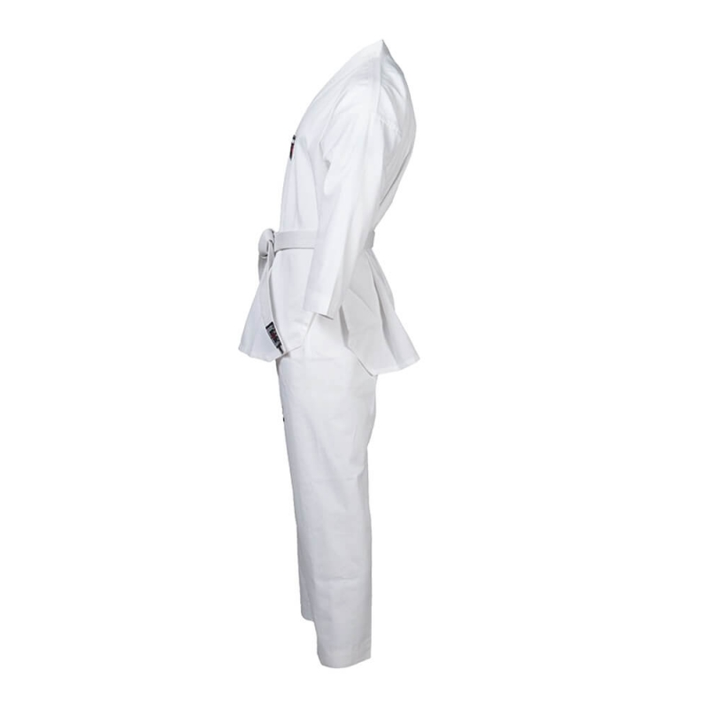 Taekwondo Drakt Standard, 120, Budo Nord