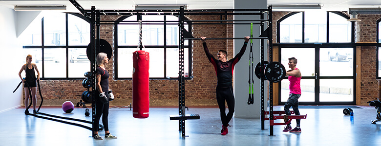 Crossfitrigg Rack, Crossfitriggbur | Sportgymbutikken.no